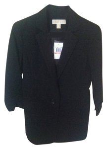 Michael Kors Jacket Sports Coat Suit Jacket Black Blazer