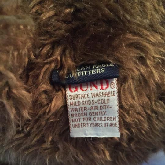 American Eagle Outfitters NEW W/ TAGS! Roscoe American Eagle AE Plush Teddy GUND Toy