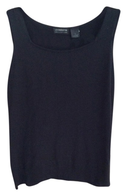 Liz Claiborne Top Black