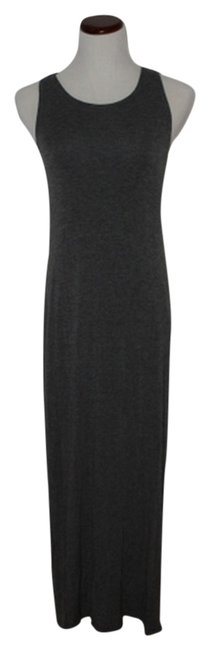 Preload https://item4.tradesy.com/images/w118-by-walter-baker-gray-long-casual-maxi-dress-size-8-m-4157638-0-0.jpg?width=400&height=650