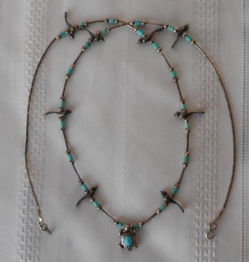 Other Native American Necklace