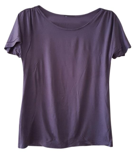 Preload https://img-static.tradesy.com/item/4157779/gap-purple-flutter-sleeve-tee-tunic-size-6-s-0-0-650-650.jpg