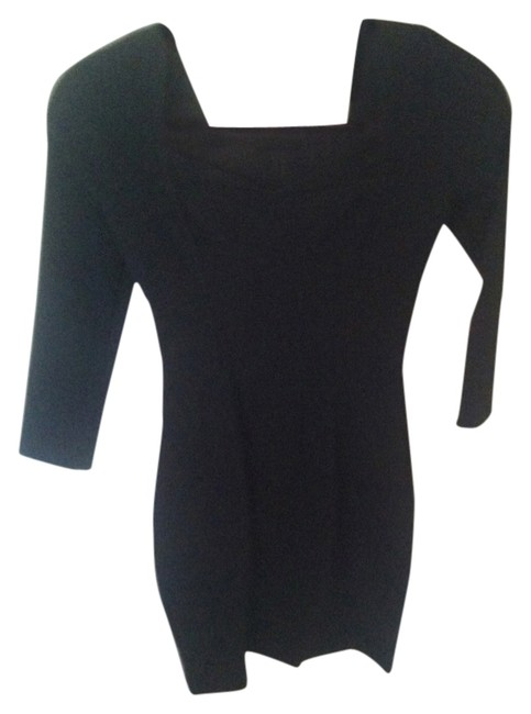 Preload https://item3.tradesy.com/images/h-and-m-coctail-dress-black-4157842-0-0.jpg?width=400&height=650