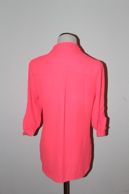Express Button Hot Top Pink