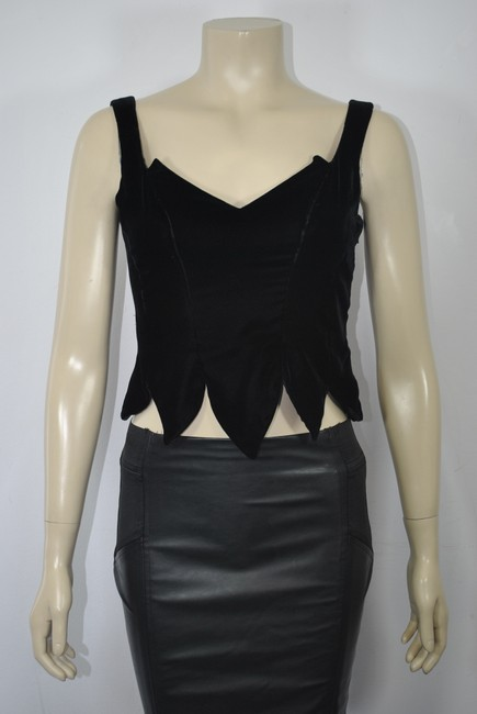 David Fielden Top BLACK