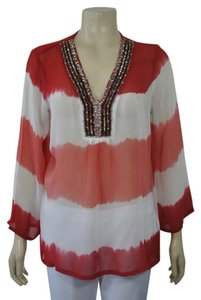 Michael Kors Top ORANGE/RED/WHITE