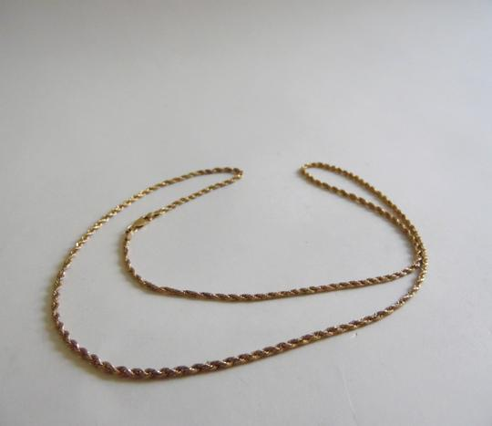 Michael Anthony Jewelry Michael Anthony 14K 1.5MM Glitter Rope Chain Necklace 18