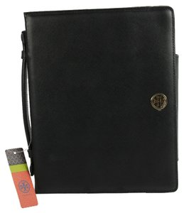 Tory Burch * Tory Burch Robinson E- Reader Leather Case - Black
