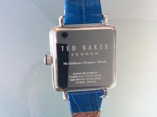 Ted Baker Blue and Silver Ted Baker London Watch