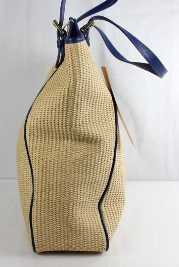 Tory Burch Tote in Straw/Natural