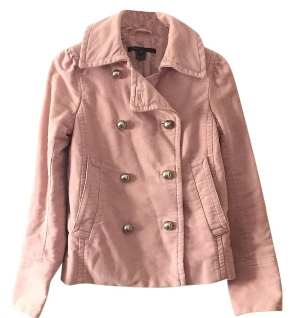 Preload https://item2.tradesy.com/images/marc-by-marc-jacobs-pink-moleskin-pea-coat-size-4-s-4159411-0-0.jpg?width=400&height=650