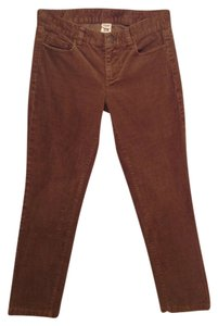 J.Crew Straight Pants Light Brown