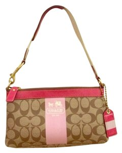 Coach Monogram New Shoulder Bag