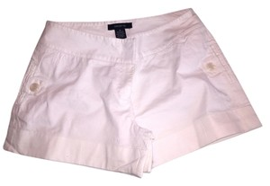 Arden B. Mini/Short Shorts White