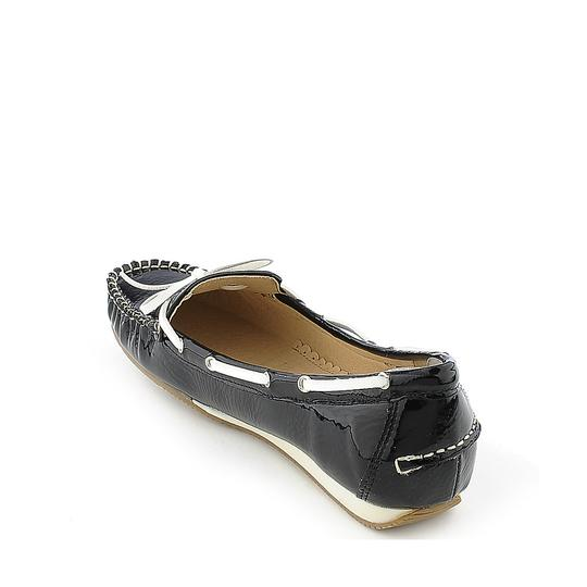 Nature Breeze Black Flats