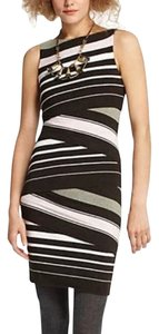 Bailey 44 short dress Brown/pink multicolor on Tradesy