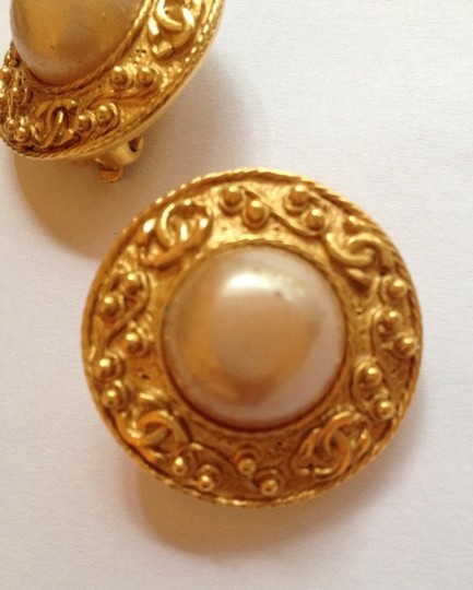 Chanel Faux Pearls
