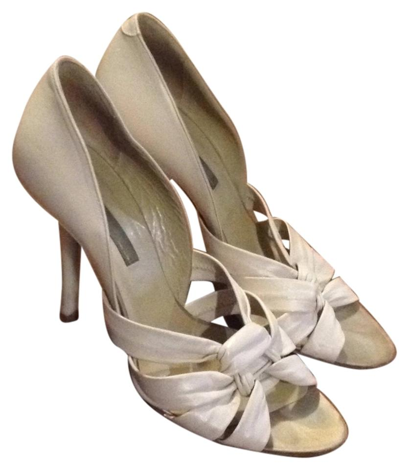 ec04b132d07 ALDO Nude With Tortoise Shell   Cream Colors Formal Shoes Size US ...