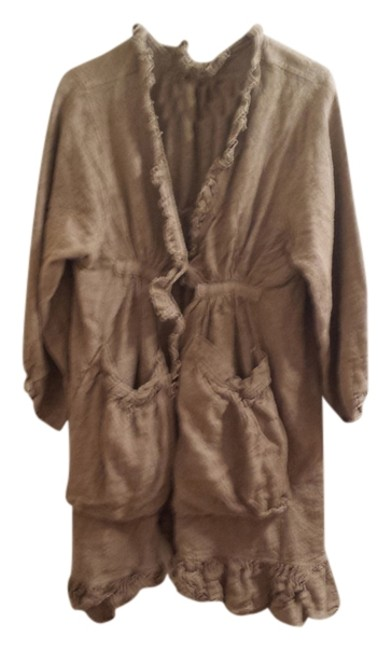 Item - Light Brown Tunic Size OS (one size)