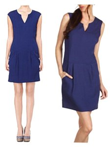 Theory short dress Primary Blue on Tradesy