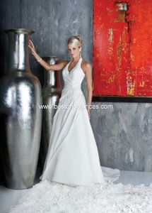 DaVinci 8341 Wedding Dress