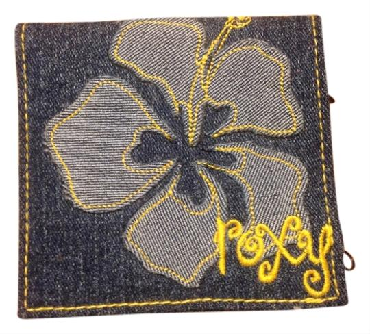 Roxy Roxy Denim Pocket Wallet