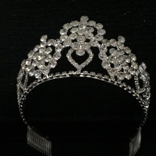 Clear Crystals Tiaras