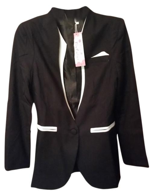 Fly Color Slim Casual Career Blazer