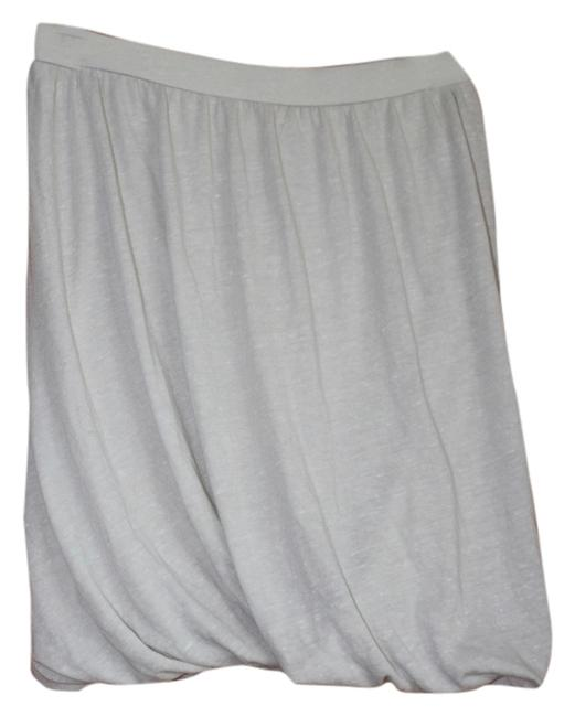 Free People Mini Skirt Grey