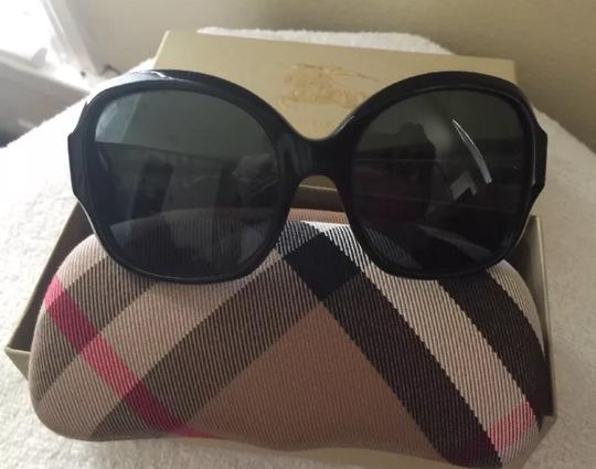 Burberry Burberry glasses with signature plaid
