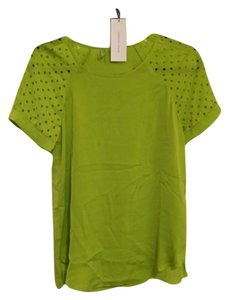 Rebecca Taylor Top Lime