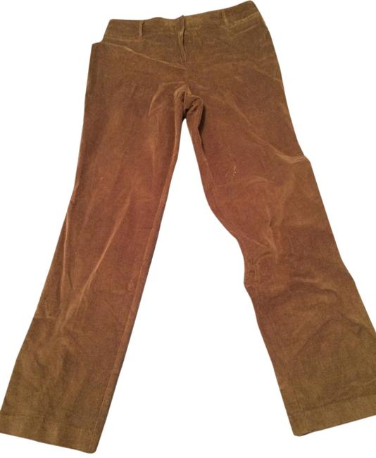 Preload https://item2.tradesy.com/images/dress-barn-brown-corduroy-boot-cut-pants-size-12-l-32-33-4163116-0-0.jpg?width=400&height=650