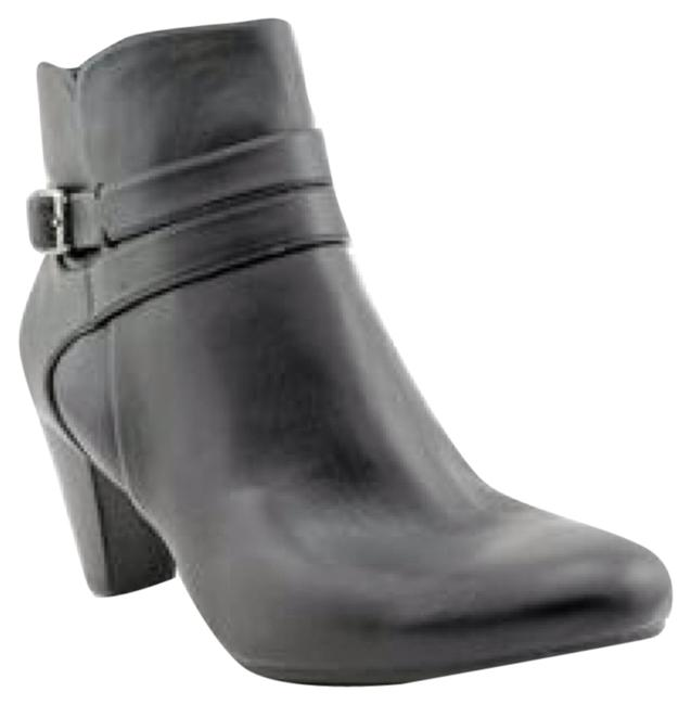 Item - Black New Boots/Booties Size US 7.5 Wide (C, D)