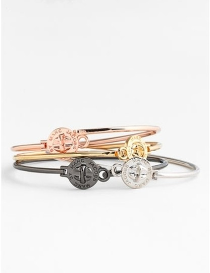 Marc by Marc Jacobs 'Turnlock' Skinny Bangle