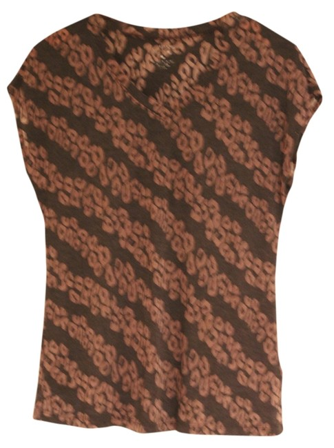 Preload https://img-static.tradesy.com/item/4163440/new-directions-brown-and-taupe-super-soft-tee-shirt-size-8-m-0-0-650-650.jpg