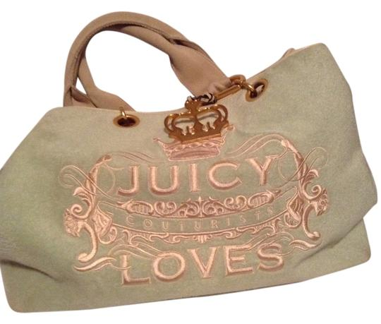 Preload https://item2.tradesy.com/images/juicy-couture-pastel-mint-green-terry-cloth-tote-4163776-0-0.jpg?width=440&height=440