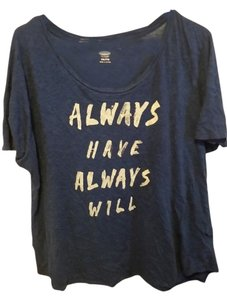 Old Navy T Shirt Blue