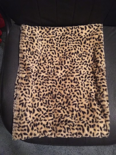 Other Infinity Leopard print scarf