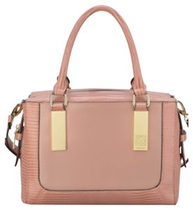 Anne Klein Satchel in Mauve