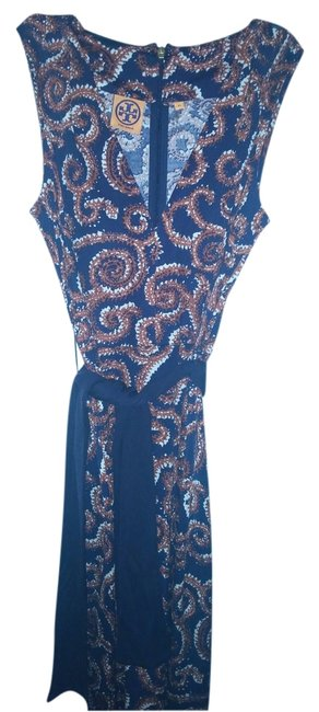 Preload https://item1.tradesy.com/images/tory-burch-multicolor-knee-length-cocktail-dress-size-2-xs-4164565-0-0.jpg?width=400&height=650