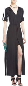 Black/White Maxi Dress by BCBGMAXAZRIA