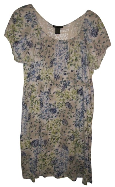 Preload https://item1.tradesy.com/images/susan-lawrence-knee-length-short-casual-dress-size-16-xl-plus-0x-416545-0-0.jpg?width=400&height=650