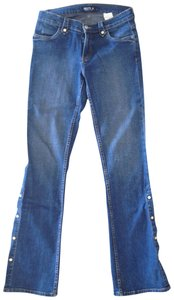 A.B.S. by Allen Schwartz Boot Cut Jeans-Medium Wash