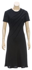 Kay Unger short dress Black on Tradesy