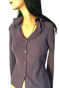 Emozione Collection Italian Cardigan Italian Italian Cardigan Wool Sweater