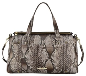 Nine West Satchel in Henna Brown
