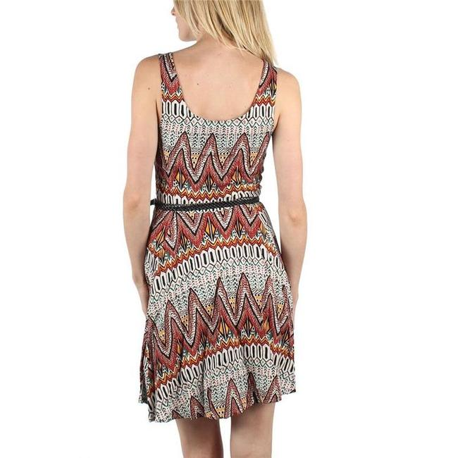 BB Dakota short dress Multicolor on Tradesy