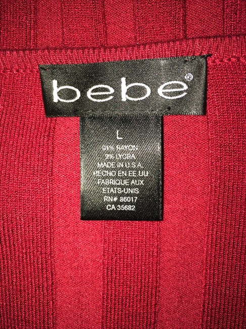 bebe Cotton Blend Set Sweater