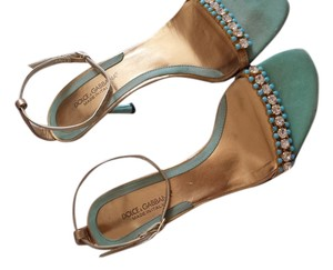 Dolce&Gabbana light blue Sandals