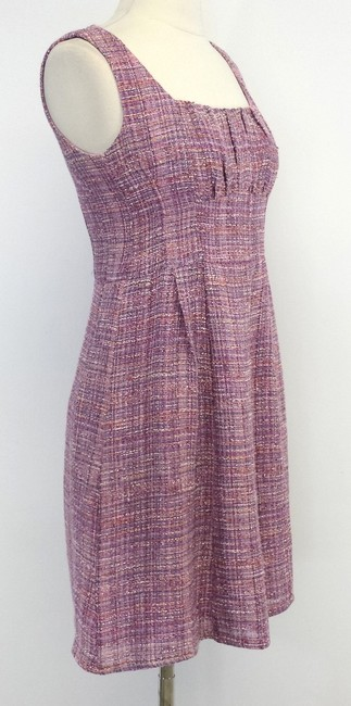 Nanette Lepore short dress Tweed Sleeveless on Tradesy